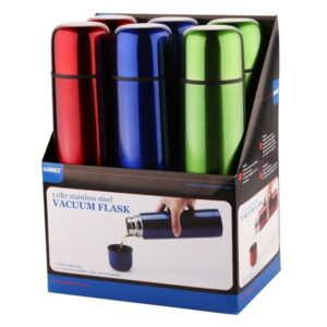 Colours Bullet Flask