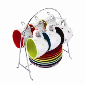 Colours Espresso Set Stand