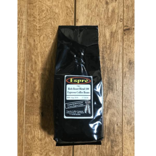 Espre 100 Rich Roast Coffee Beans