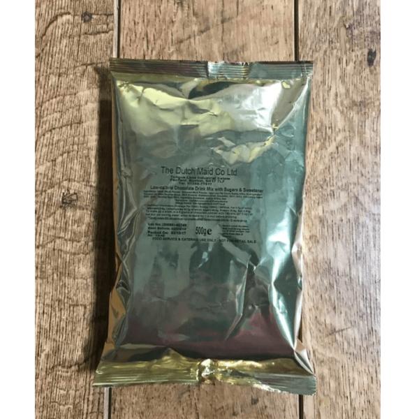 Low Calorie Chocolate Powder