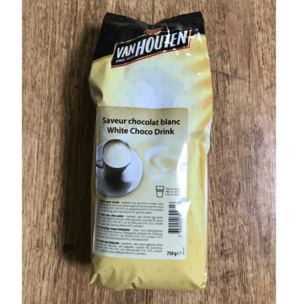 Van Houten White Hot Chocolate