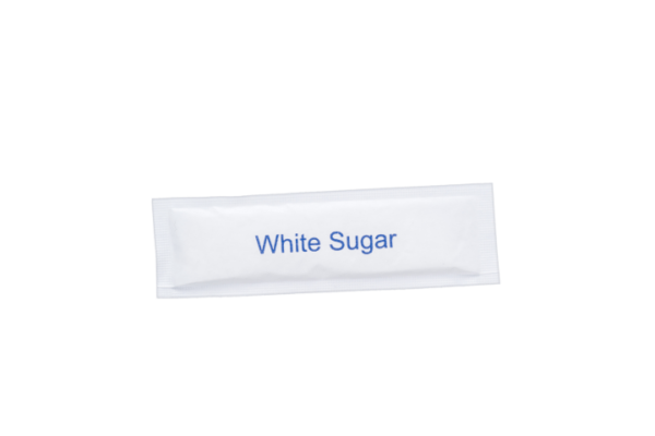 Reflex White Sugar Flatsticks 1000 x 2.5g