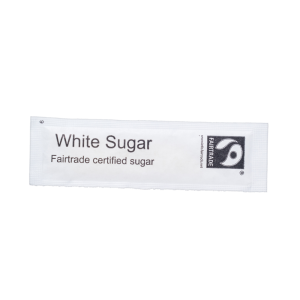 Fairtrade White Sugar Flatsticks