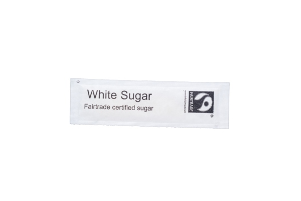 Fairtrade White Sugar Flatsticks