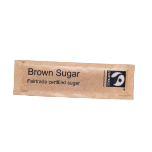Fairtrade Brown Sugar Flatsticks