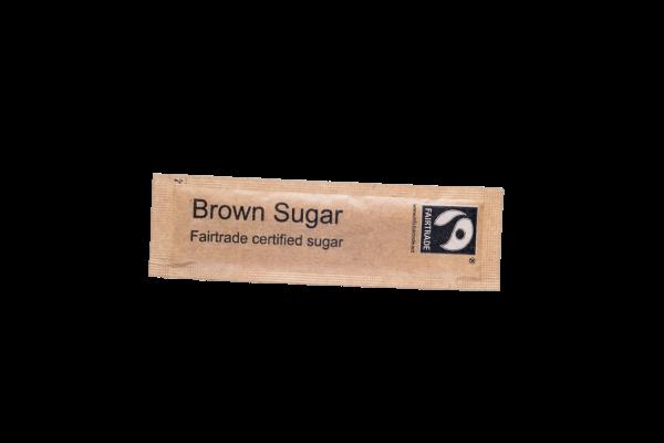 Fairtrade Brown Sugar Flatsticks