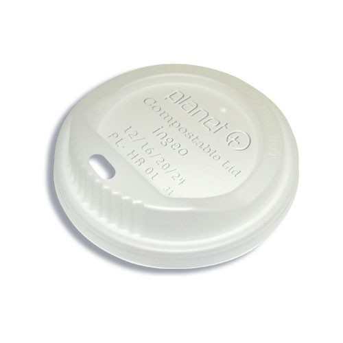 Planet Compostable Sipper Lids (Box of 1000)