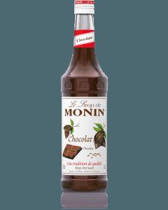 Monin Chocolate Syrup 700ml Glass Bottle