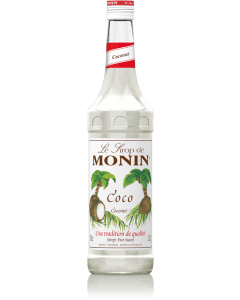 Coconut - Monin flavour syrup for Coffee