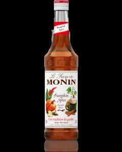 Monin Pumkpin spice syrup
