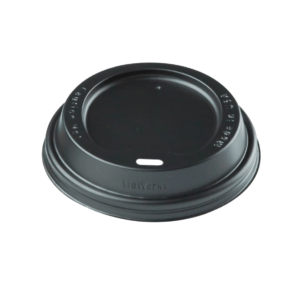 Black Sipper Lids (Box of 1000)