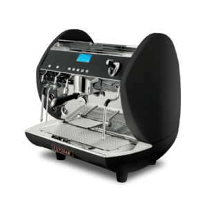 Expobar-Carat-1-Group-Black espresso machine
