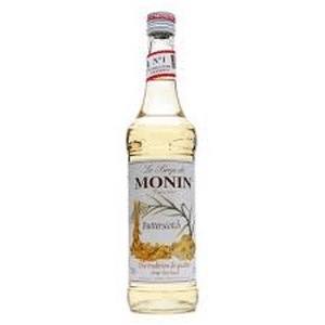 Monin Butterscotch Syrup 700ml Glass Bottle