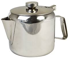 Sunnex Everyday Stainless Steel Coffee/Tea Pot