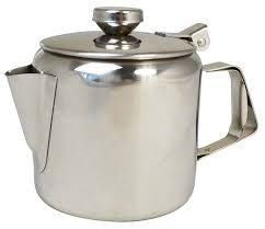 Sunnex Everyday Stainless Steel Teapot 500ml