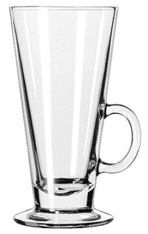 "Latte Glass ""Catalina"" 10oz/280ml"