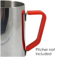 Yagua Red Silicone Jug Handle Sleeve 1L (Pitcher not included)