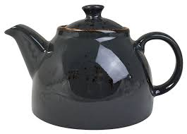 Orion Elements Tea Pot Slate Grey