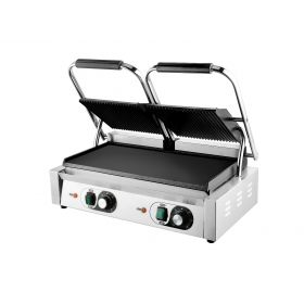 Zyco Professional Double Panini Grill