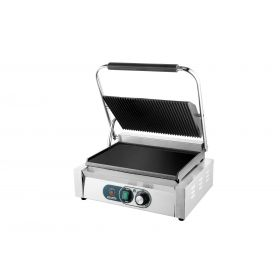Zyco Professional Single Panini Grill