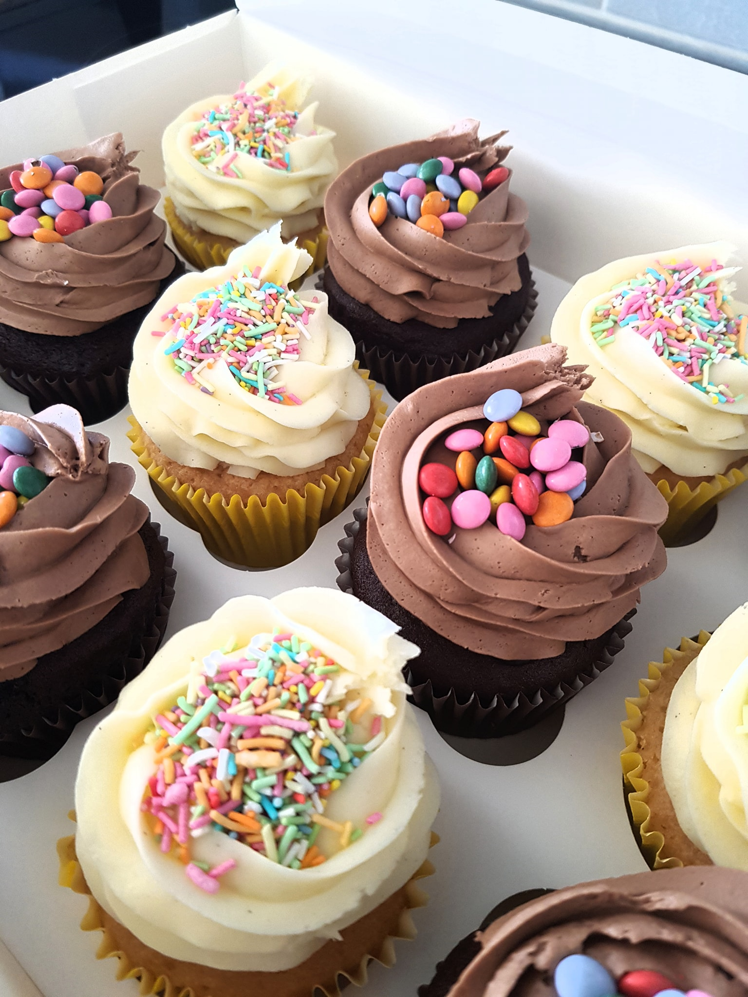 Cake Lab Cup Cakes