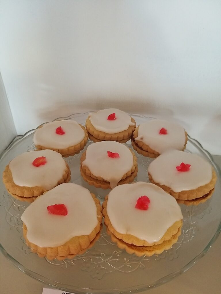 Bakes by Gillian - Empire Biscuits