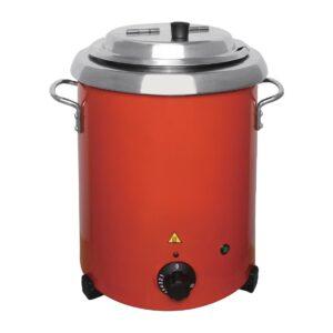 Buffalo Soup Kettle 5.7L Red