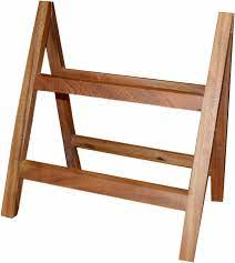 Acacia Wood Display Stand