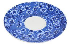 Viola Saucer Pattern All Over Except Well