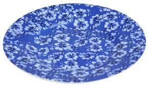Viola Side Plate 16cm All Over Pattern