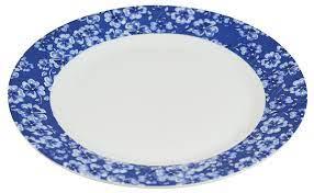 Viola Side Plate 16cm Pattern on Rim Only