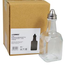 Oil / Vinegar Bottle Pack of 4