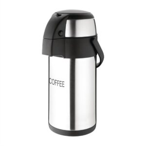 Airpot Pump Action etched Coffee 3L