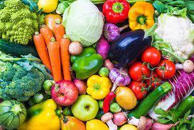 Autumn Fruit & Veg UK