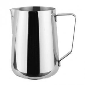 Stainless Steel Latte Jug 350ml